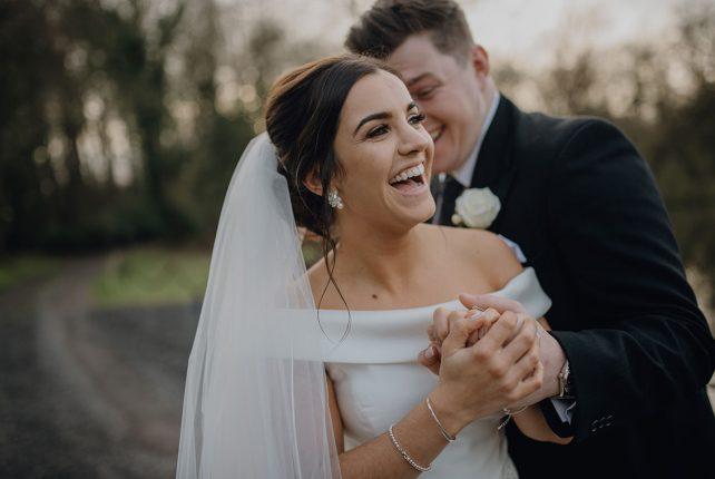 Sophie & Jack's Fairytale Festive Wedding