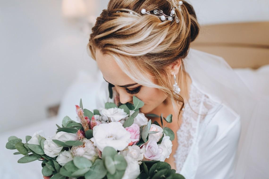 Samantha Gannon Talks Wonderful Wedding Hair