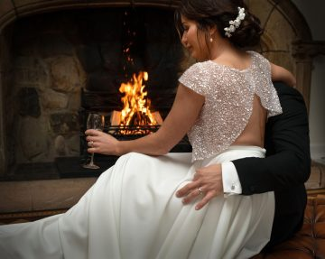 A Toast To You ….From All At Talhenbont Hall!