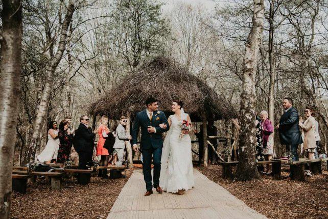 Cheshire Woodland Weddings